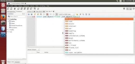 MySQL 5.7: Create JSON string using mysql