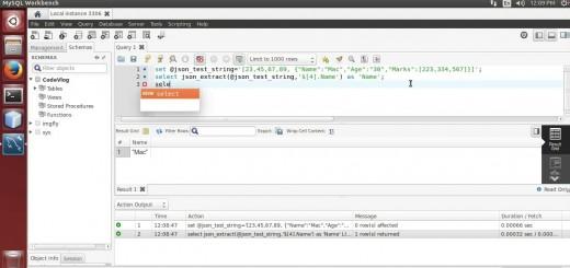 MySQL 5.7: Unquote JSON value using MySQL