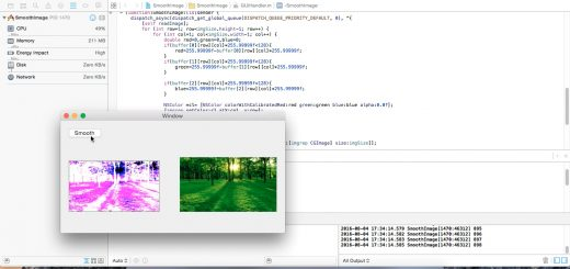 Solarize image using Objective-C